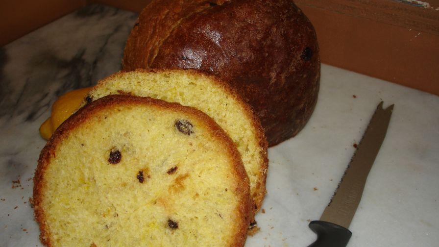 recipe: paska recipe with saffron [6]