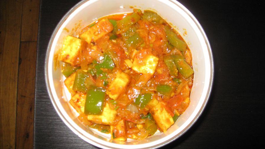 Kadai paneer recipe indiannius kitchen forumfinder Gallery