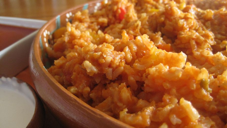 Vegetarian spanish rice recipe genius kitchen forumfinder Image collections