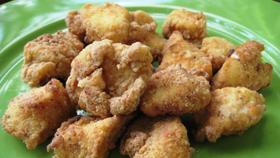 Brice palmers fried alligator bites recipe southernnius kitchen 1 view more photos save recipe forumfinder Choice Image