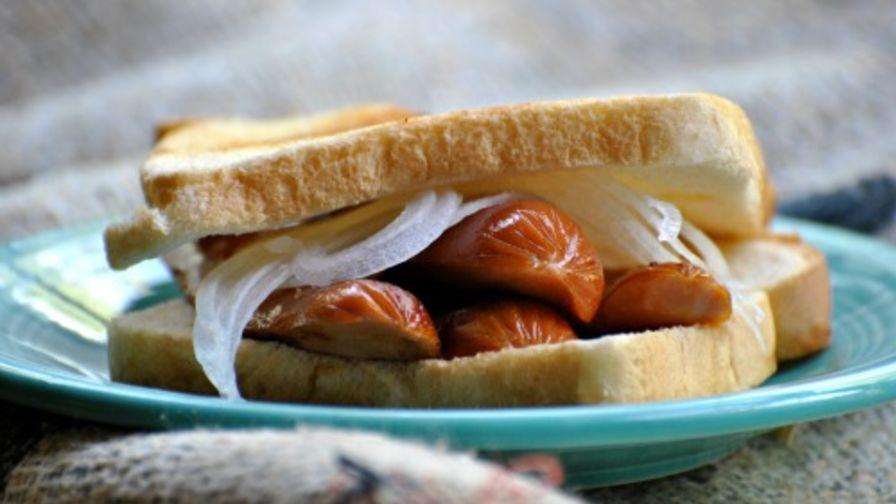 Hot Dog Sandwich Recipe