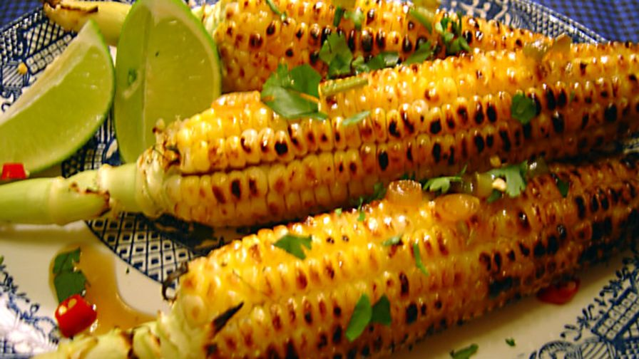Poat dot cambodian grilled corn recipe genius kitchen 1 view more photos save recipe forumfinder Gallery
