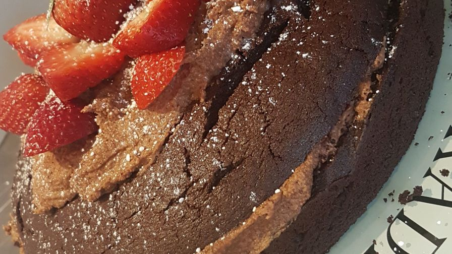 My Amazingly Soft And Moist Chocolate Sponge Cake Recipe Genius