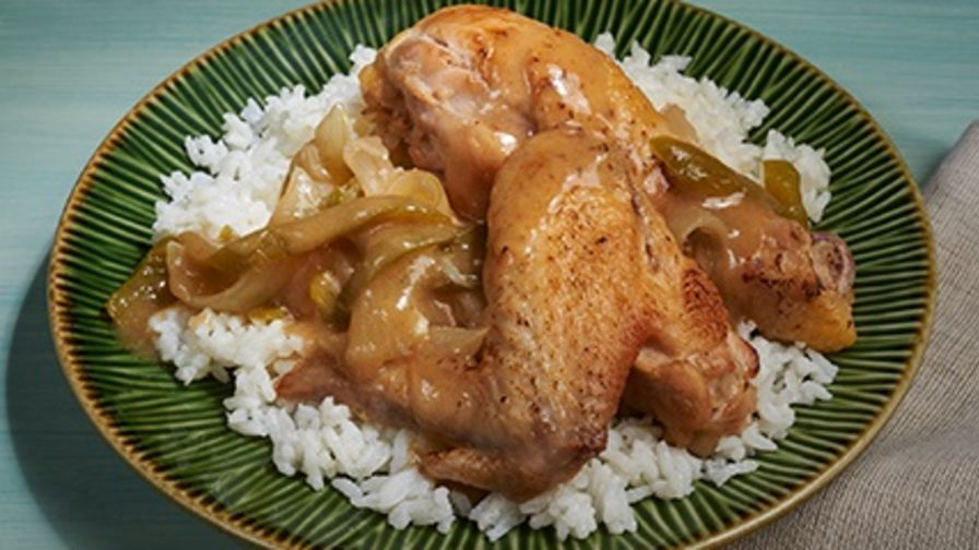 Filipino chicken adobo recipe genius kitchen 5 view more photos save recipe forumfinder