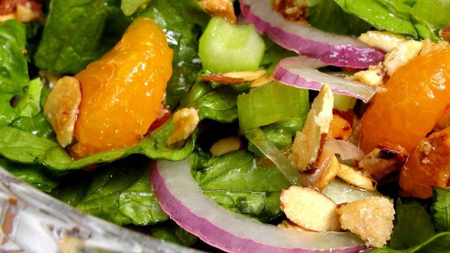 recipe: mandarin orange almond salad dressing recipe [39]