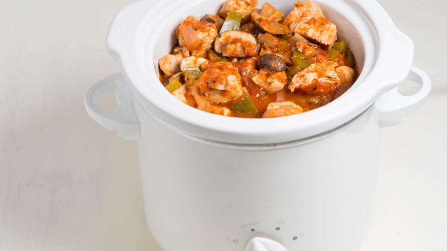 Crock pot chicken cacciatore recipe genius kitchen 12 view more photos forumfinder Images