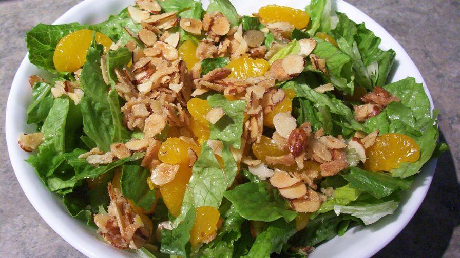 recipe: mandarin orange almond salad dressing recipe [17]