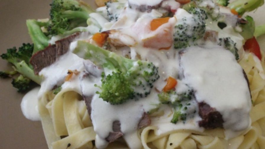 Alfredo Sauce Recipe - Genius Kitchen