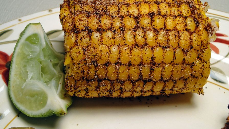 Chili lime rubbed indian corn on the cob recipe low cholesterol 2 view more photos save recipe forumfinder Choice Image