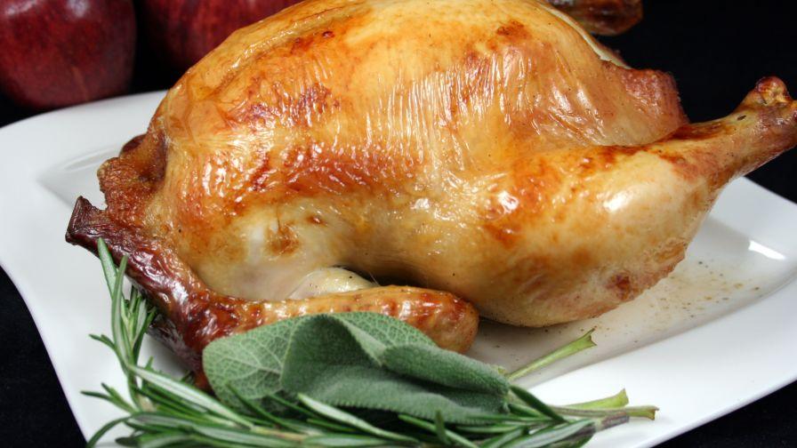 Alton browns brined turkey recipe genius kitchen 1 view more photos save recipe forumfinder Choice Image