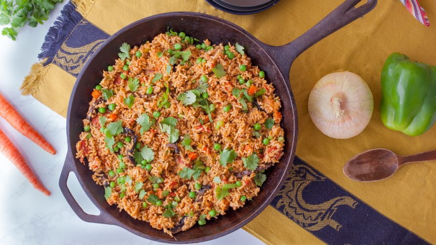 West african jollof rice recipe genius kitchen ccuart Gallery