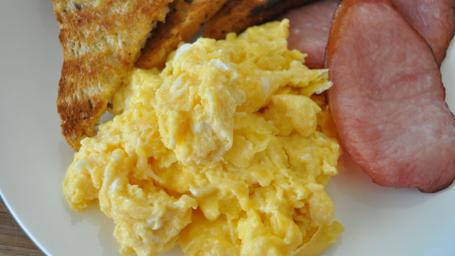 recipe: scrambled egg recipes with cheese [23]