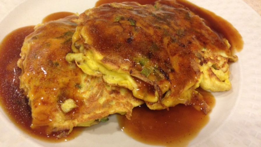 Chinese Food Egg Foo Young Calories