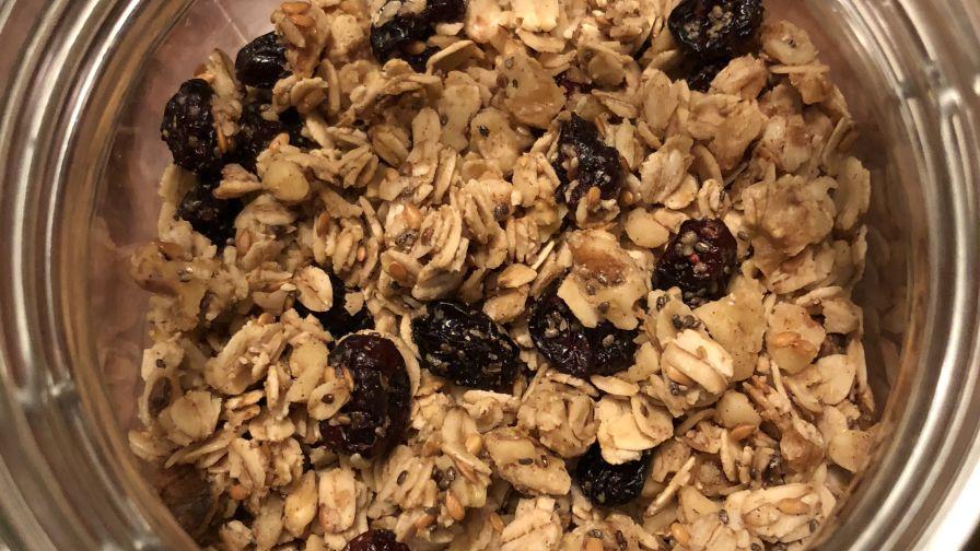 20 minute honey granola easy recipe genius kitchen 5 view more photos forumfinder Gallery