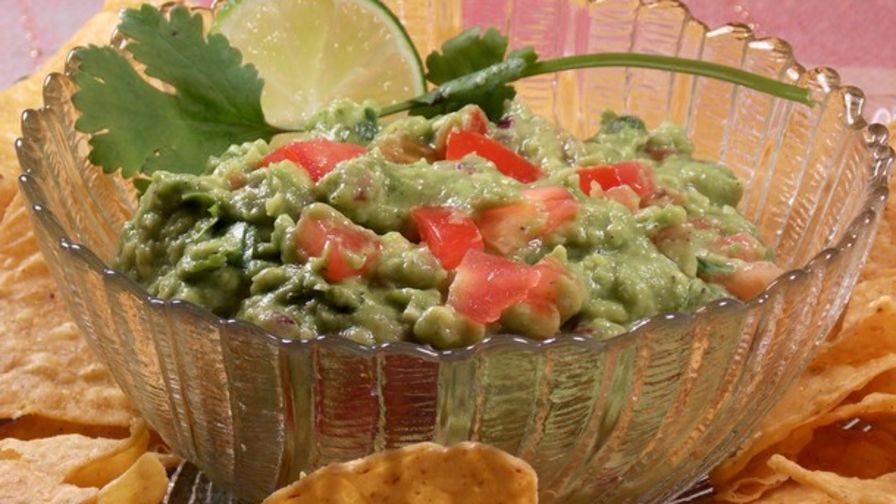 Top shelf guacamole cantina laredos recipe genius kitchen 2 view more photos save recipe forumfinder Gallery