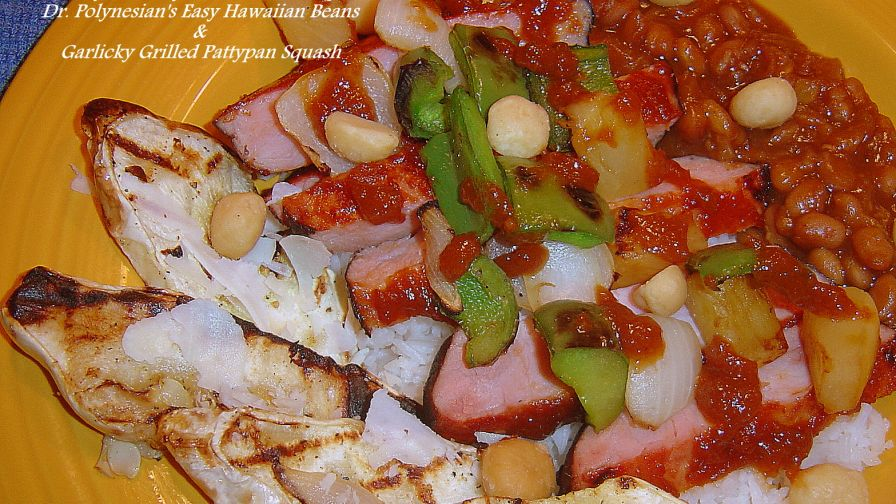 Doctor polynesians easy hawaiian beans recipe genius kitchen 1 view more photos forumfinder Choice Image