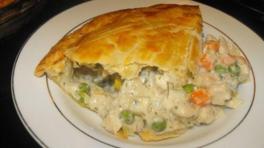 The best chicken pot pie ever recipe genius kitchen 4 view more photos forumfinder Image collections