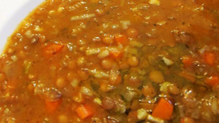 Greek lentil soup faki recipe genius kitchen 1 view more photos forumfinder Choice Image