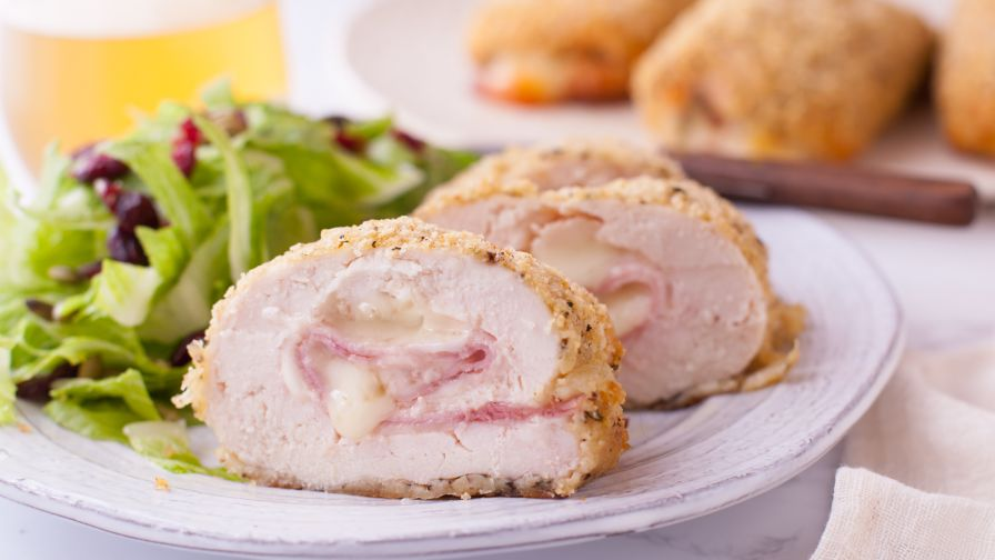 Chicken cordon bleu recipe genius kitchen forumfinder
