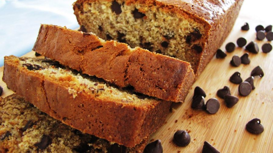 Mr foods banana bread best banana bread ever recipe genius 1 view more photos save recipe forumfinder Choice Image
