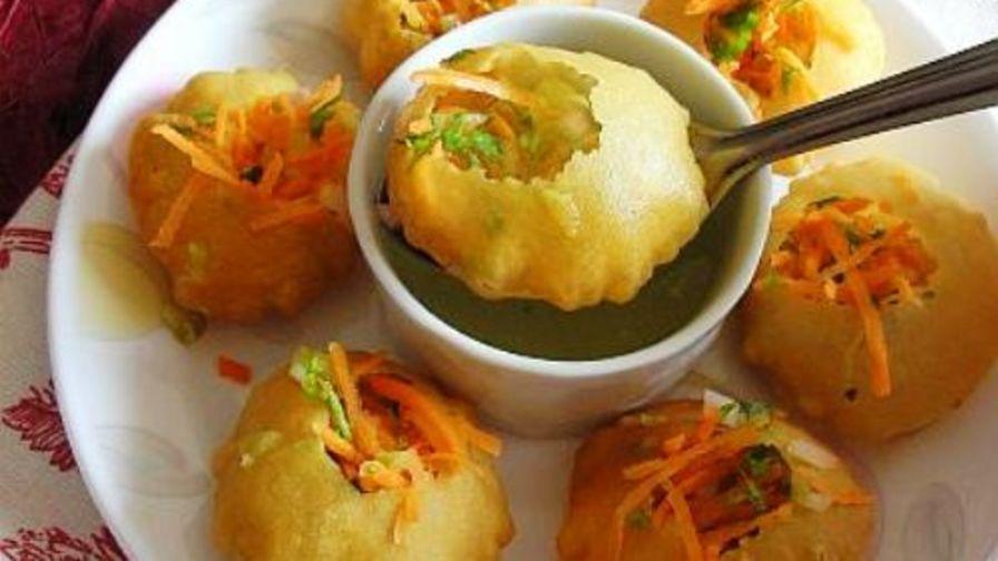 Pani puri recipe genius kitchen forumfinder Choice Image