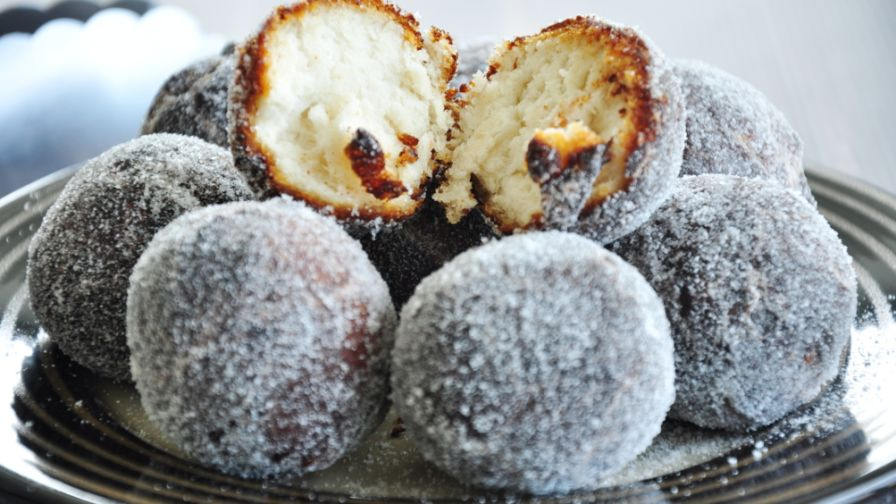 Chinese buffet style donuts recipe deep friednius kitchen 4 view more photos save recipe forumfinder Choice Image