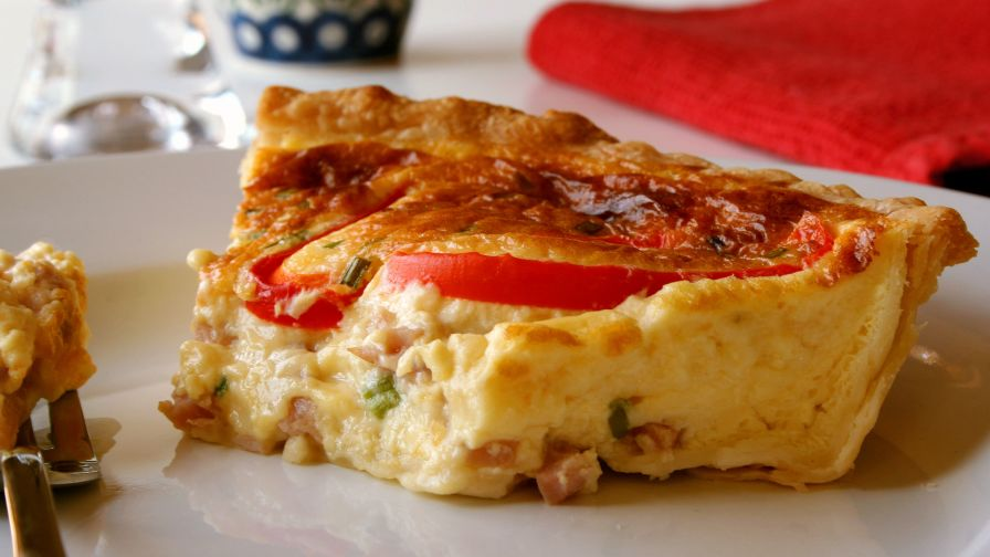 Ham quiche recipe genius kitchen 1 view more photos forumfinder