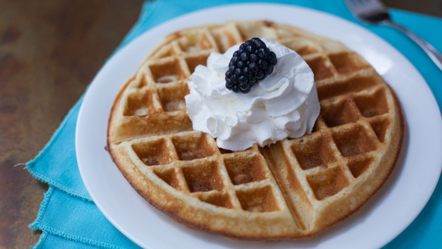 The best belgian waffles recipe genius kitchen 62 view more photos save recipe forumfinder Images