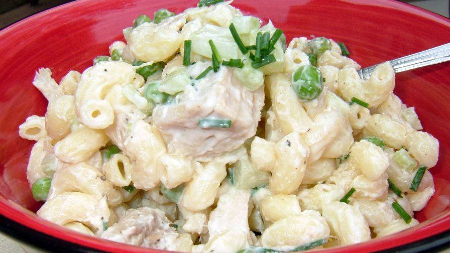 Simple tuna pasta salad recipe genius kitchen 6 view more photos save recipe forumfinder Gallery