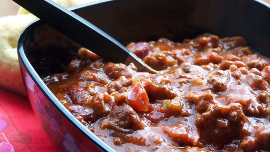 My favorite chili recipe genius kitchen 9 view more photos save recipe forumfinder Image collections
