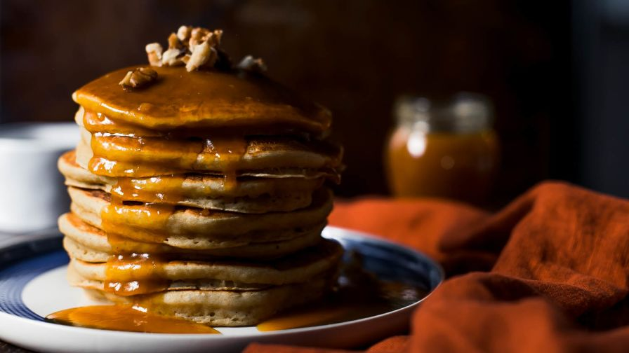 recipe: food network pumpkin pancakes [36]