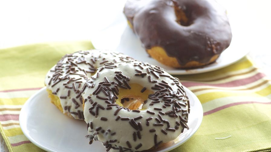 Best baked doughnuts ever recipe genius kitchen 21 view more photos save recipe forumfinder Choice Image