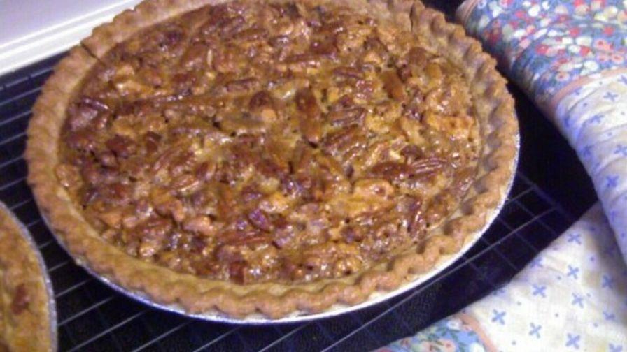 Wandas world famous pecan pie recipe genius kitchen 1 view more photos forumfinder Choice Image