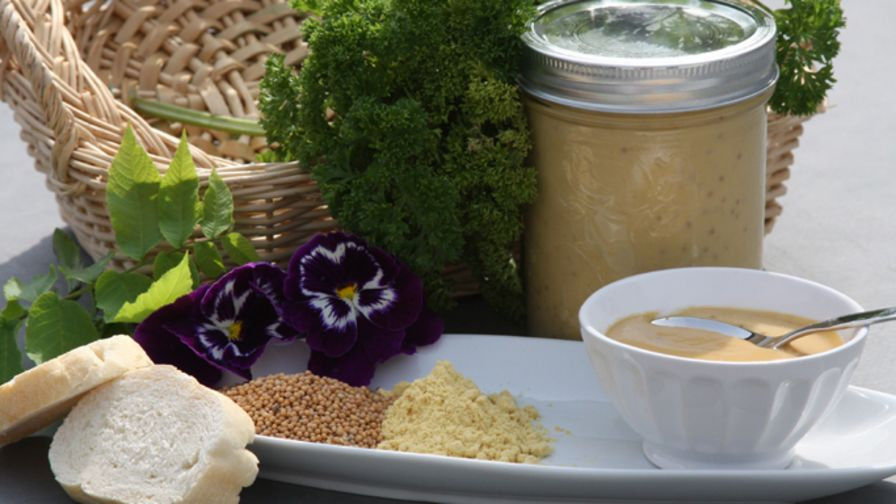 Delicious homemade dijon mustard recipe genius kitchen 2 view more photos forumfinder Image collections