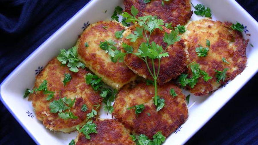 Codfish Cakes Using Salt Cod Recipe Genius Kitchen