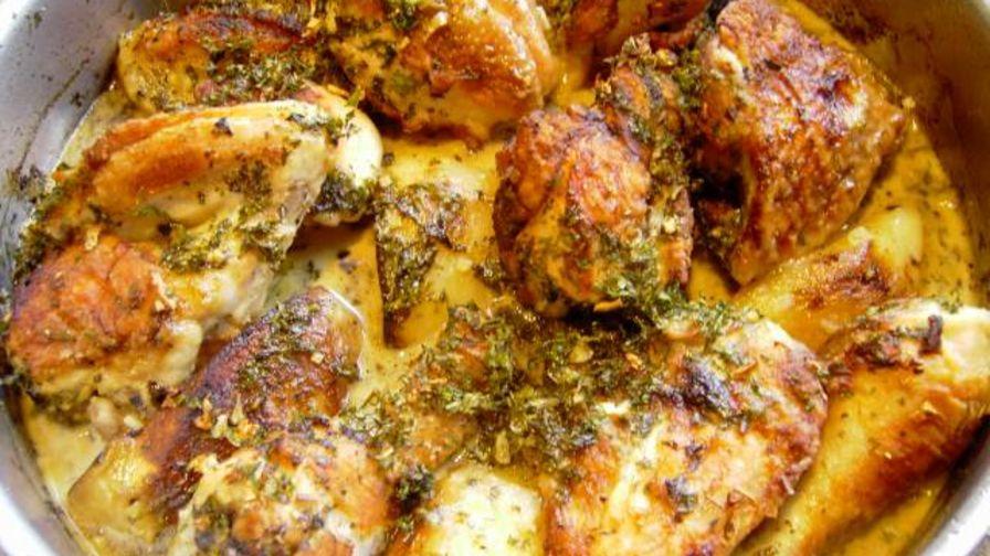 Chicken vesuvio recipe genius kitchen forumfinder Choice Image