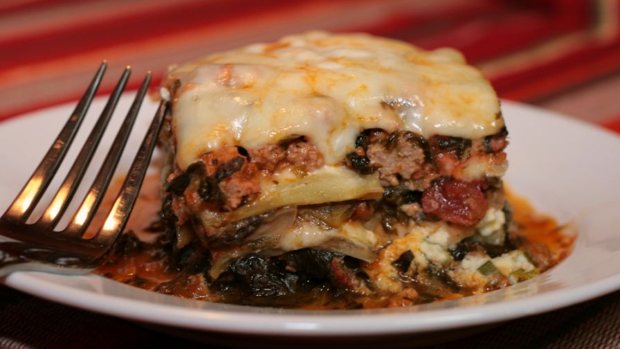 I lost my noodles low carb south beach eggplant lasagna recipe 18 view more photos save recipe forumfinder Choice Image