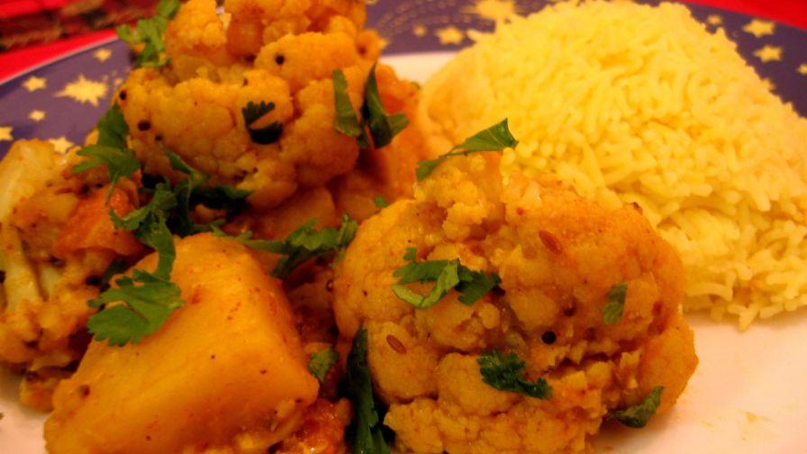 Aloo gobi recipe genius kitchen 12 view more photos save recipe forumfinder Choice Image