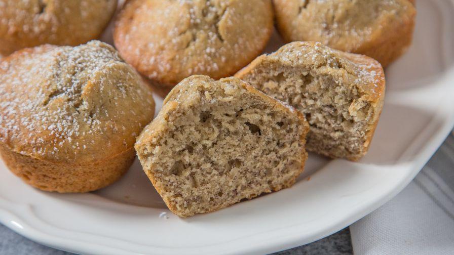 Easy banana muffins recipe genius kitchen 30 view more photos save recipe forumfinder Choice Image
