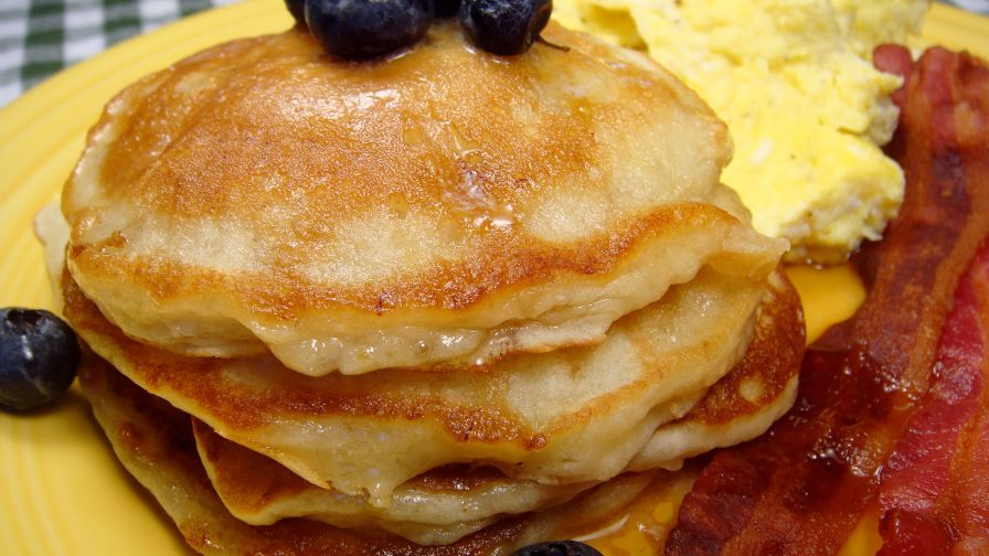 Banana pancakes recipe genius kitchen 8 view more photos ccuart Gallery