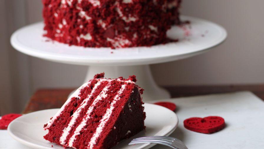 how to make moist red velvet cake