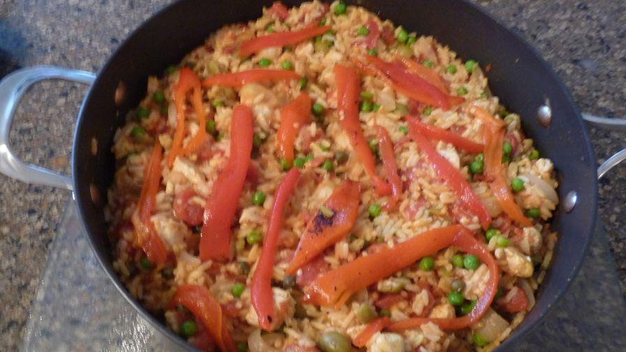 Chicken paella recipe genius kitchen forumfinder Images