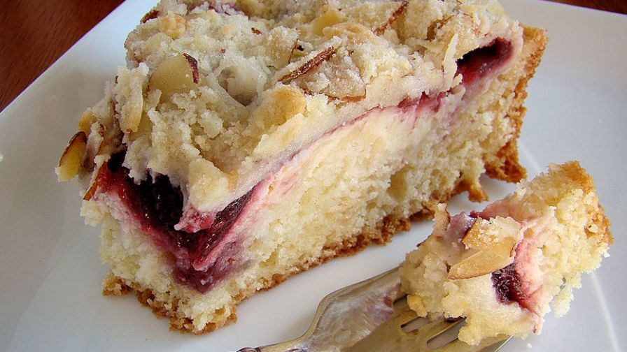 Bisquick Cherry Coffee Cake Recipe
