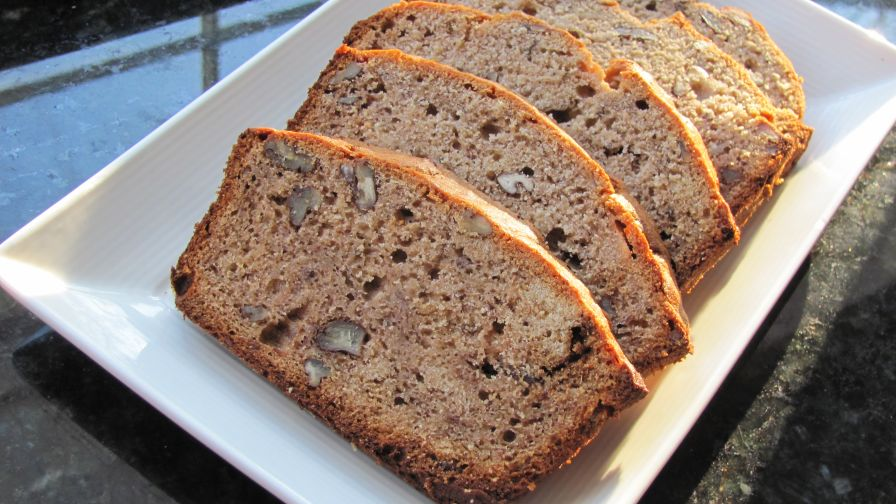 Sour cream banana bread recipe genius kitchen 45 view more photos save recipe forumfinder Choice Image