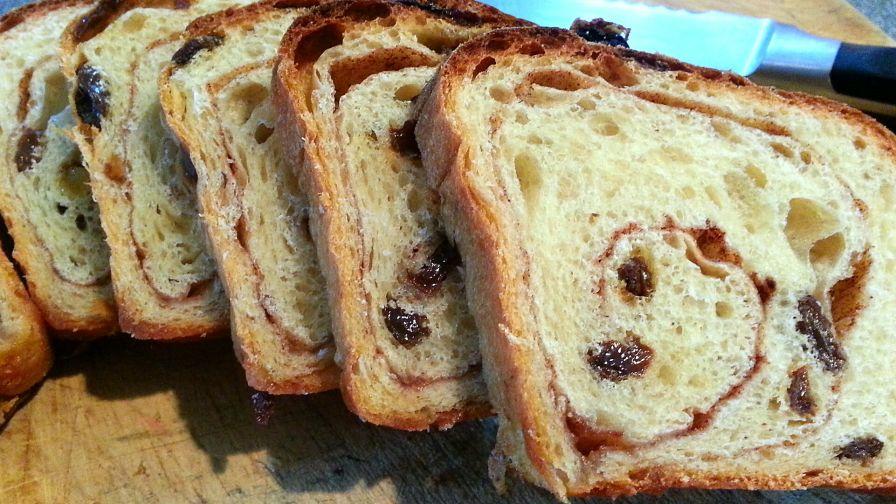 Worlds best cinnamon raisin bread not bread machine recipe genius 65 view more photos forumfinder Images