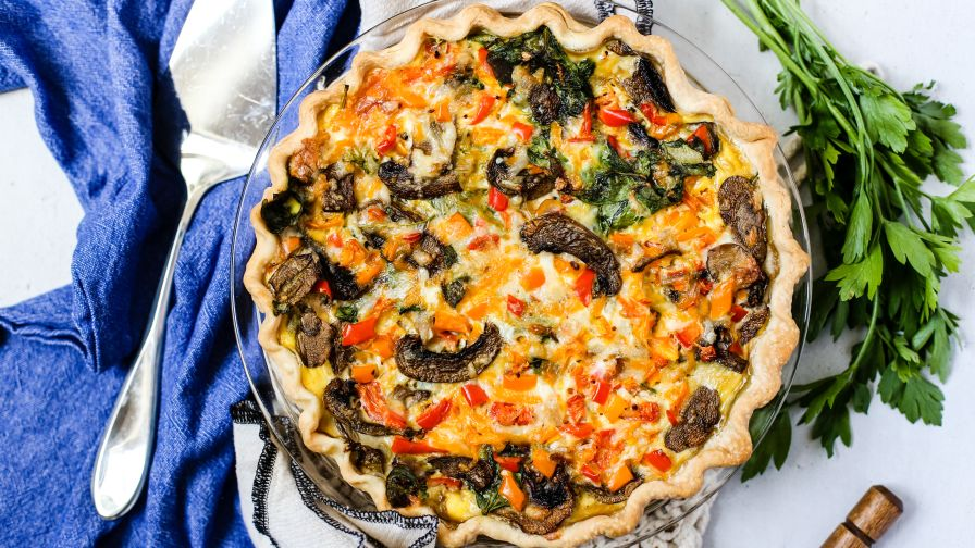 Basic quiche recipe genius kitchen 18 view more photos save recipe forumfinder Image collections