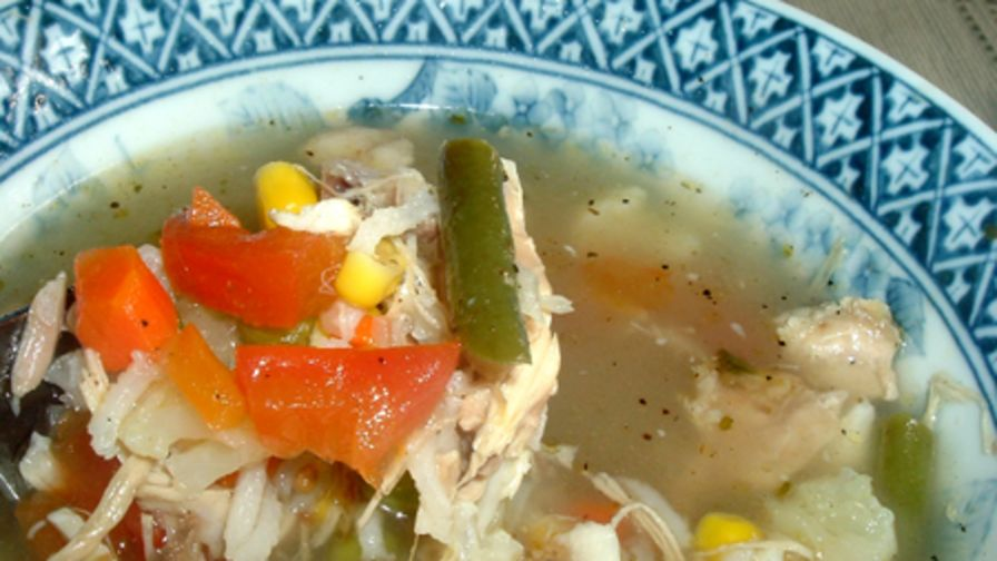 Soup vegetable or chicken vegetable no salt added recipe genius 2 view more photos save recipe forumfinder Gallery