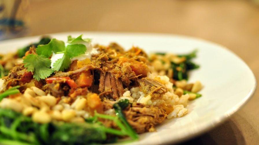 Lamb vindaloo recipe genius kitchen 1 view more photos save recipe forumfinder Image collections