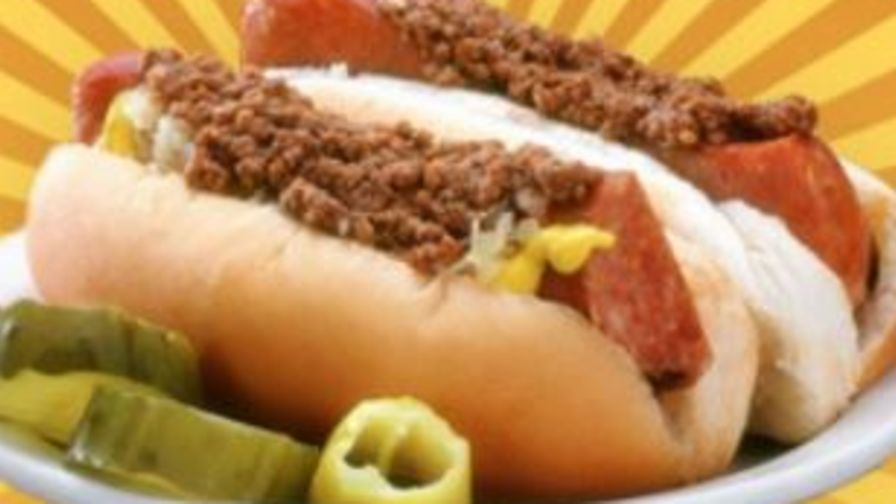 how to make chili dog sauce