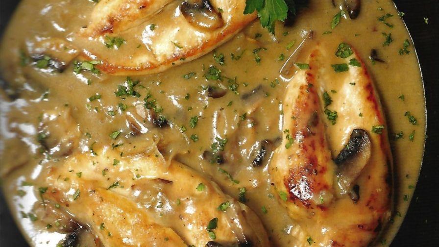 Instant pot chicken marsala recipe genius kitchen 1 view more photos forumfinder Images